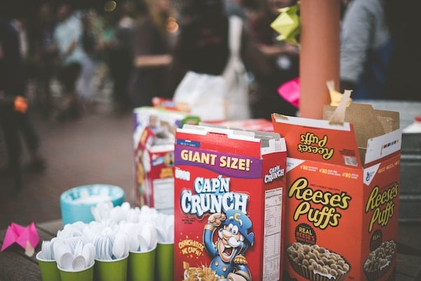 What Makes People Fat? - Sugary Cereals