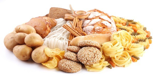 Fattening Carbohydrates: potatoes, flour-based foods