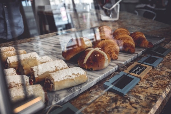 Refined Carbohydrates - Pastries