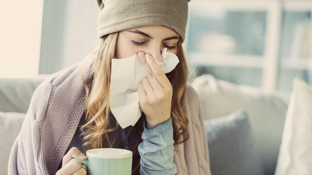 Natural Home Remedy for Cold and Flu