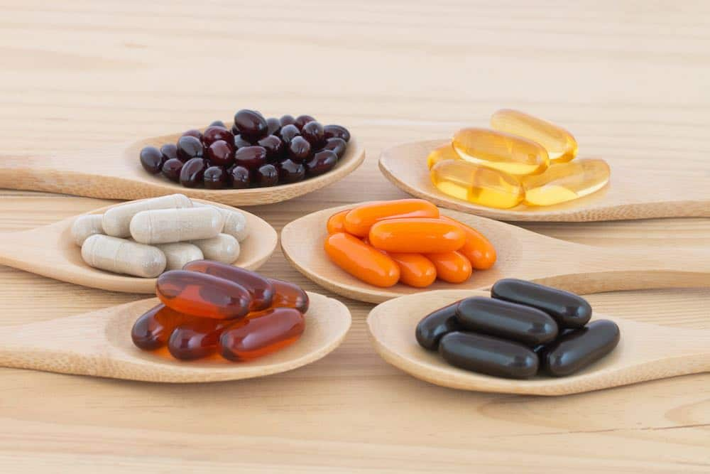 Healthy Essential Daily Supplements